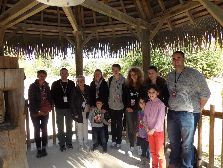 Une visite au Bioparc de Doué-la-Fontaine